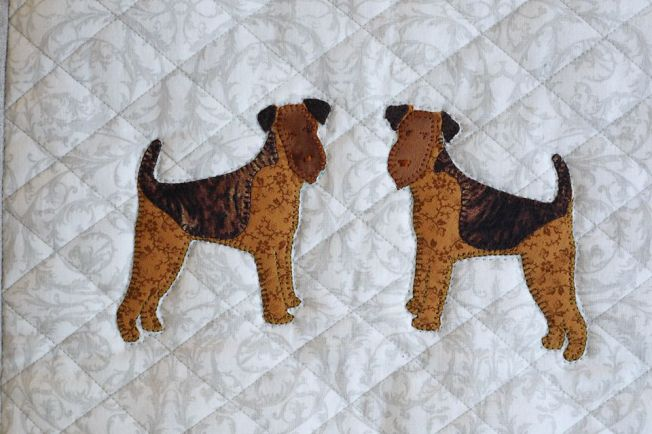 Quilt Dogs